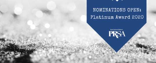 Nominate an Outstanding Professional for ECD's Platinum Award by Aug. 28